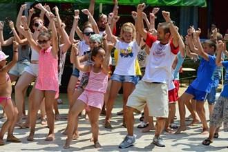 Детский  и молодежный отдых в  Болгарии