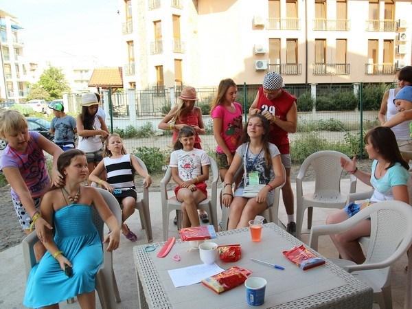 starclub 6 - Детский  и молодежный отдых в  Болгарии