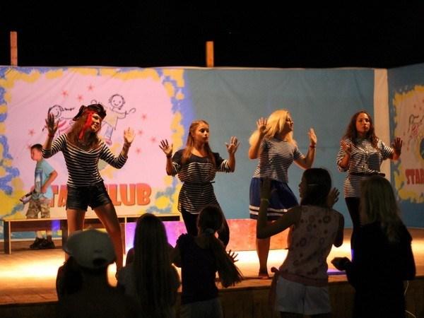 starclub 5 - Детский  и молодежный отдых в  Болгарии