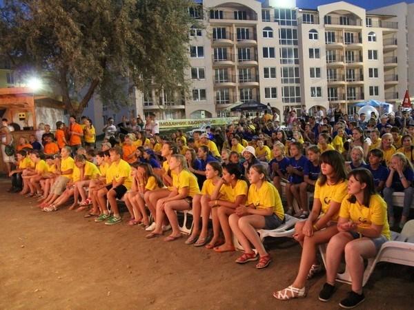 starclub 1 - Детский  и молодежный отдых в  Болгарии