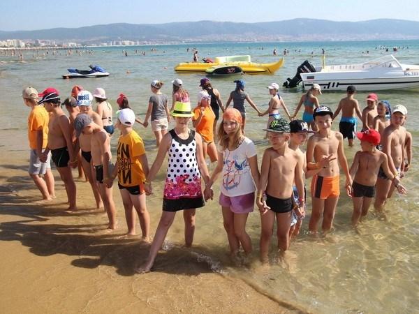 starclub 2 - Детский  и молодежный отдых в  Болгарии