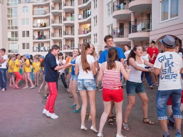 starclub 8 - Детский  и молодежный отдых в  Болгарии