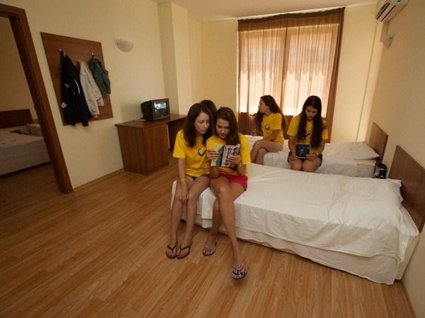 starclub 15 - Детский  и молодежный отдых в  Болгарии
