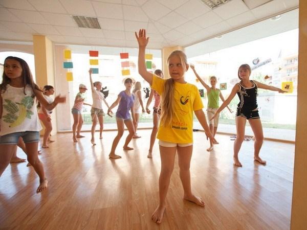 starclub 18 - Детский  и молодежный отдых в  Болгарии