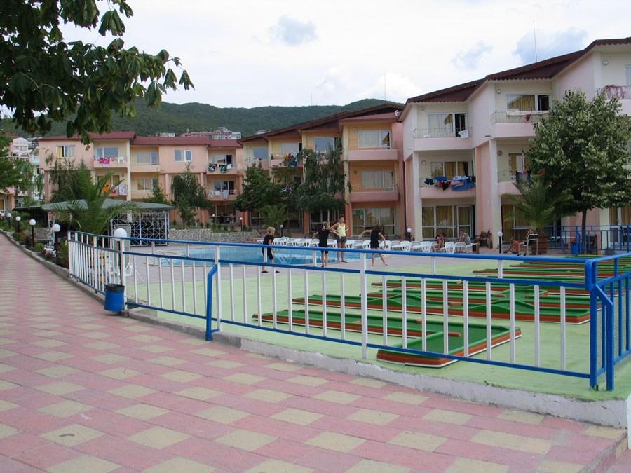 008 - Детский  и молодежный отдых в  Болгарии
