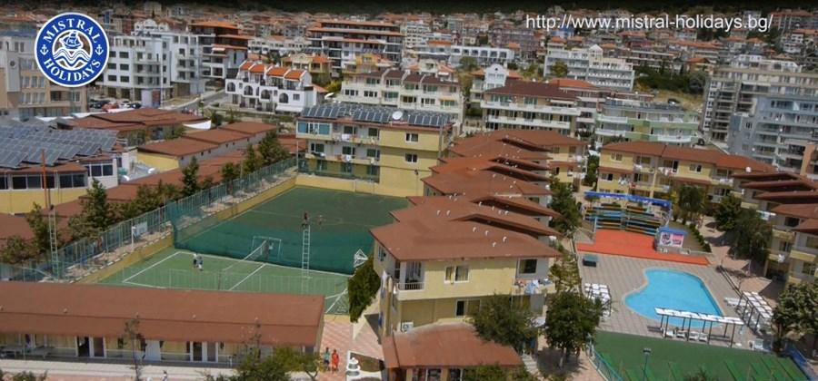 022 - Детский  и молодежный отдых в  Болгарии