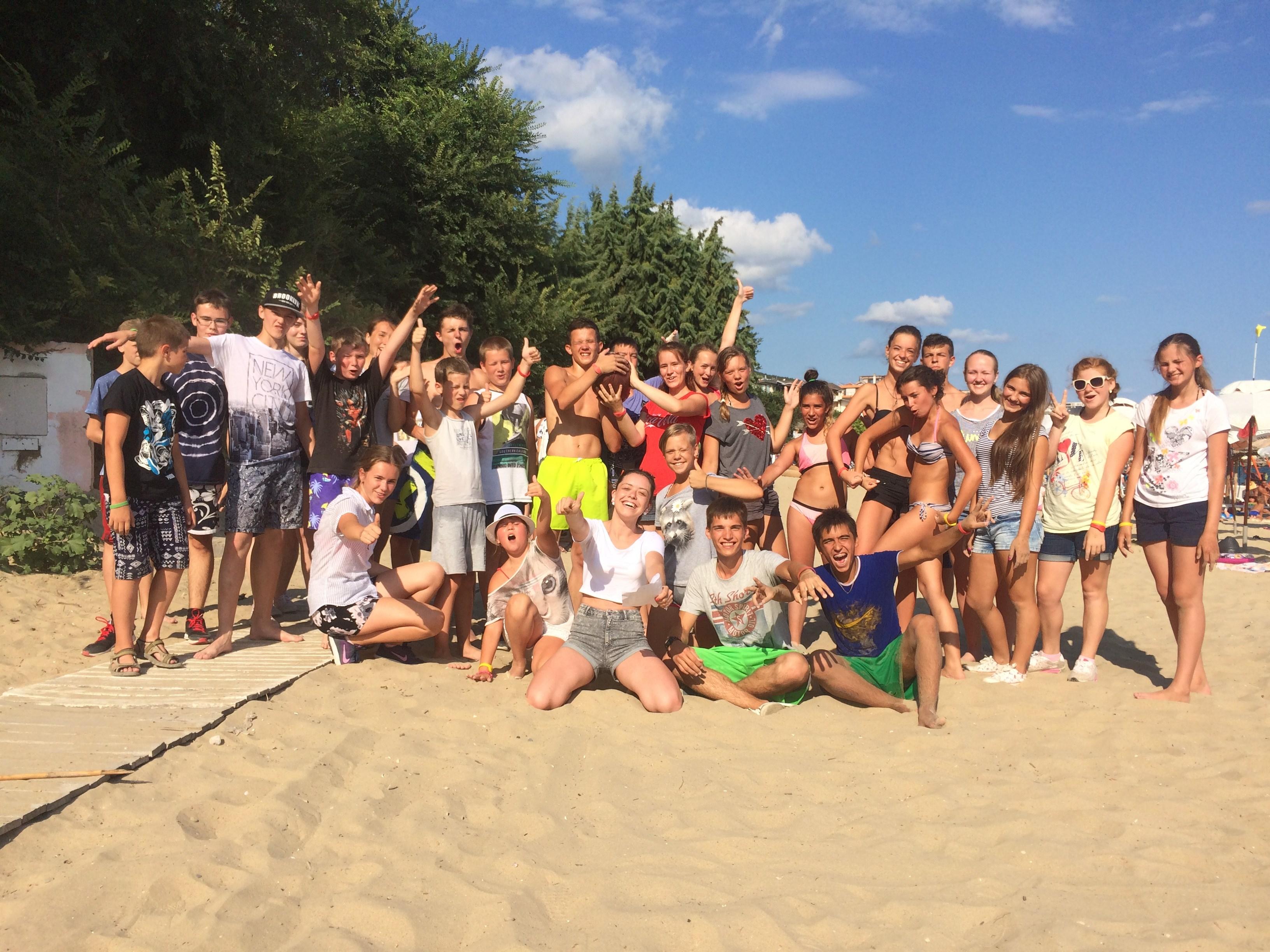0004 - Детский  и молодежный отдых в  Болгарии