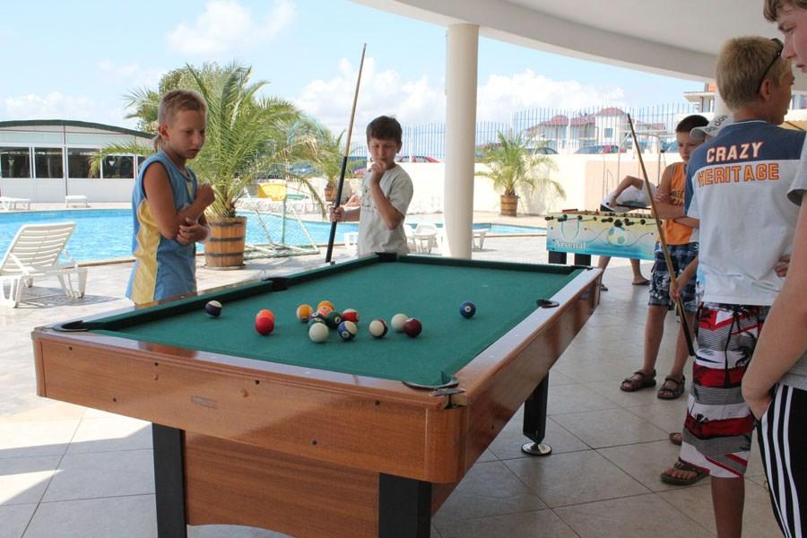035 - Детский  и молодежный отдых в  Болгарии
