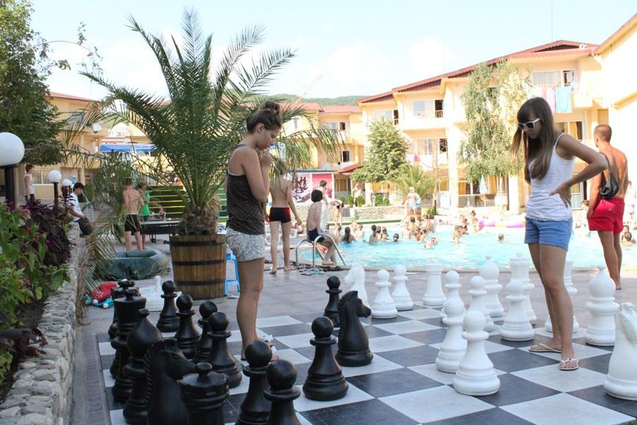 036 - Детский  и молодежный отдых в  Болгарии