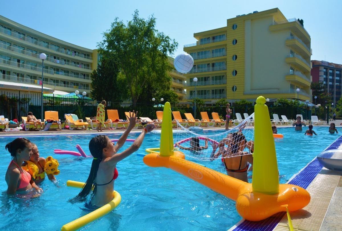 43 - Детский  и молодежный отдых в  Болгарии