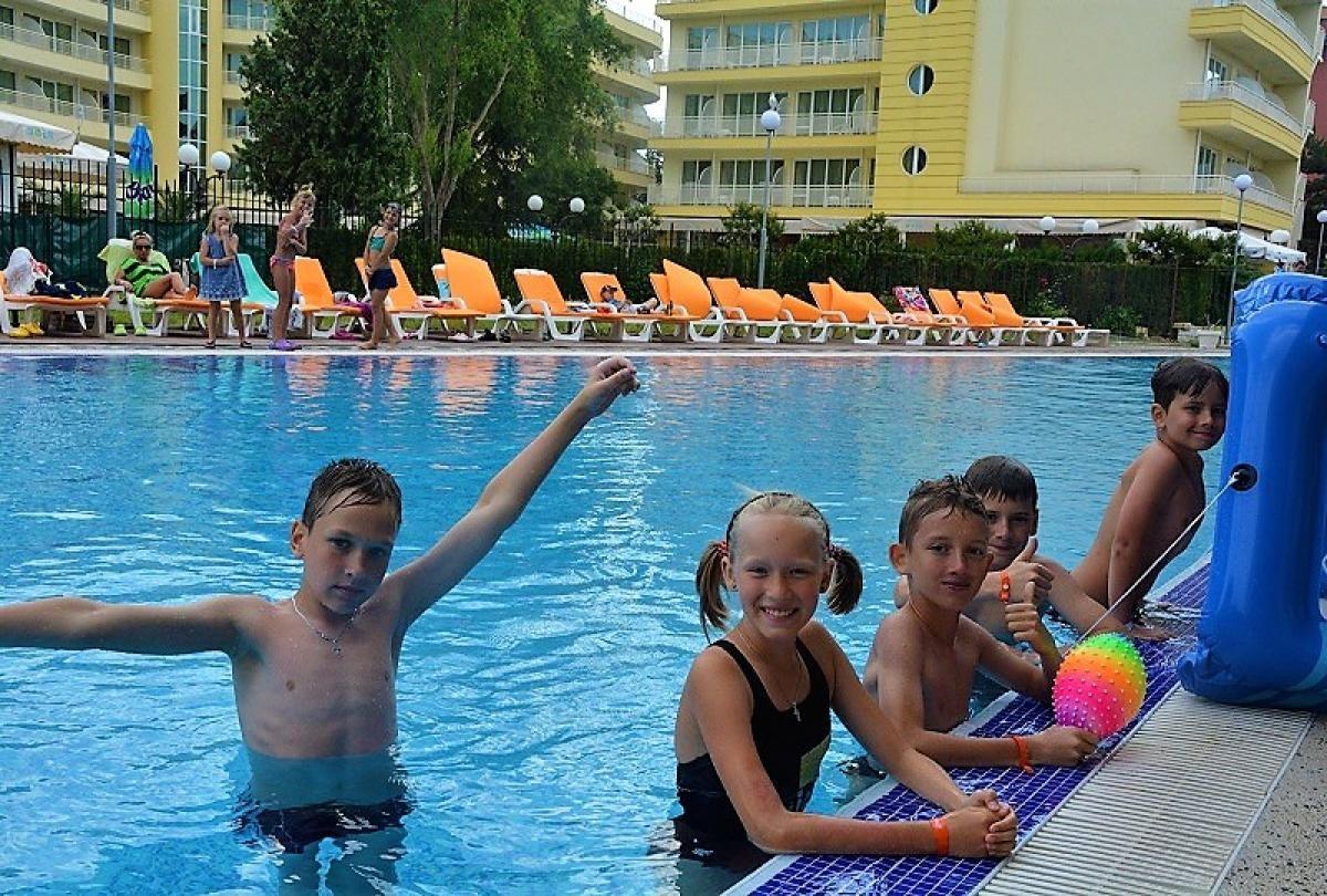 42 - Детский  и молодежный отдых в  Болгарии