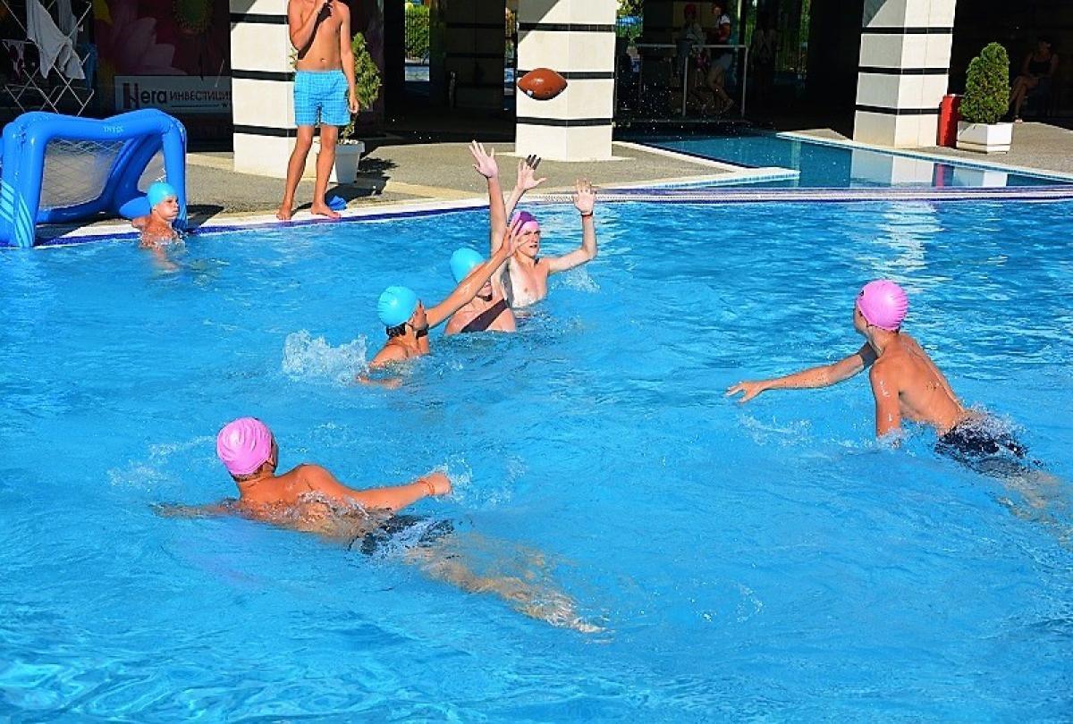 47 - Детский  и молодежный отдых в  Болгарии