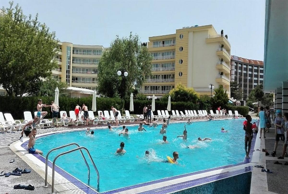49 - Детский  и молодежный отдых в  Болгарии